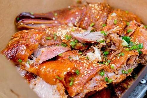 湖南卤菜技术培训,铁板鸭的做法