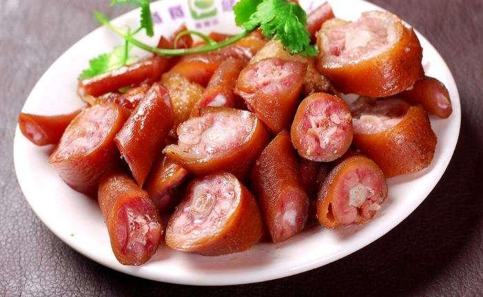 卤菜技术培训:卤猪尾巴的方法及配方